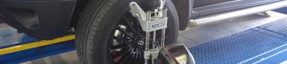 Схождение колес на рено дастер своими руками 30